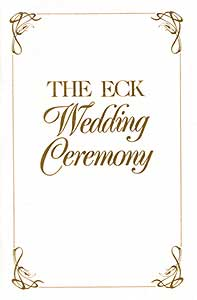 The ECK Wedding Ceremony