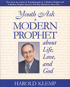 Youth Ask a Modern Prophet about Life, Love, and God