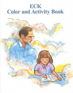 ECK Color and Activity Book