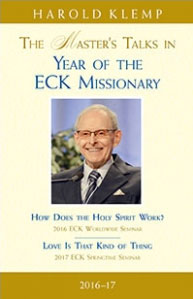 The Master's Talks in Year of the ECK Missionary—2016–17