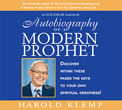 Autobiography of a Modern Prophet