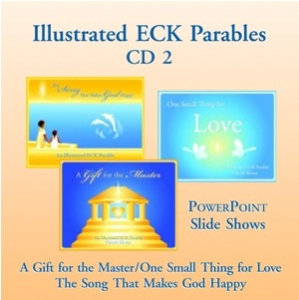 Illustrated ECK Parables CD 2
