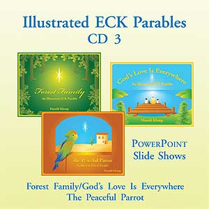 Illustrated ECK Parables CD 3