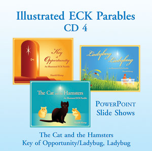 Illustrated ECK Parables CD 4