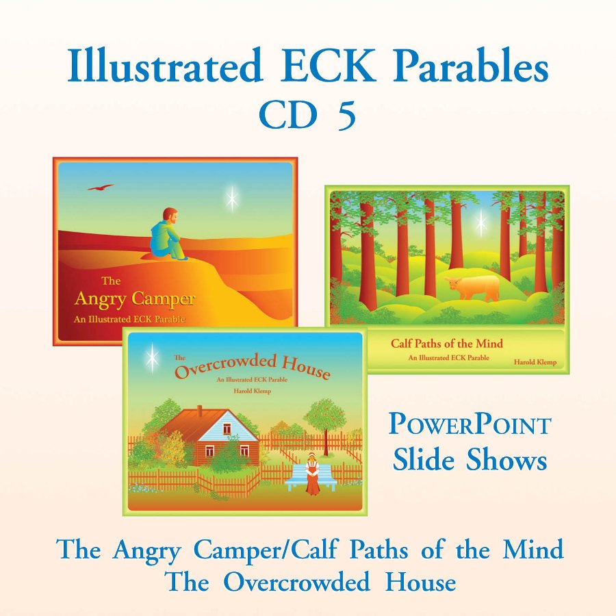 Illustrated ECK Parables CD 5