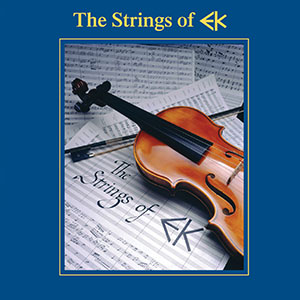 The Strings of ECK