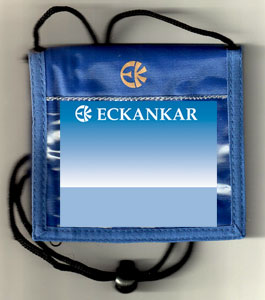 EK Name Tag Holder/Wallet