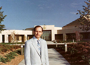 Sri Harold Klemp at the Temple of ECK