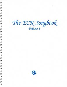 The ECK Songbook, Volume 1