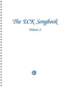 The ECK Songbook, Volume 2